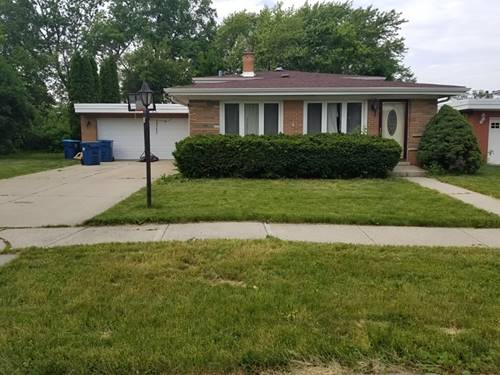 848 E 165th, South Holland, IL 60473