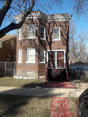 8950 S Aberdeen, Chicago, IL 60620