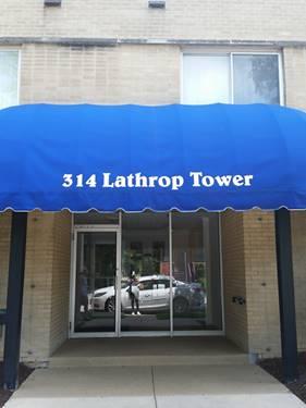 314 Lathrop Unit 205, Forest Park, IL 60130
