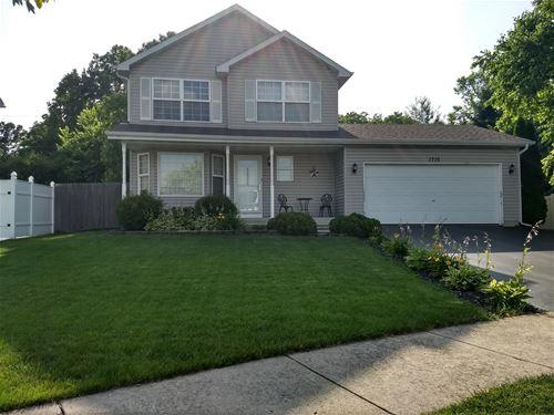 1715 Quinn, Plainfield, IL 60586