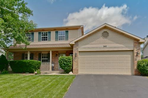 342 Wooded Knoll, Cary, IL 60013
