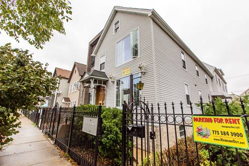 1625 N Campbell Unit 2R, Chicago, IL 60647