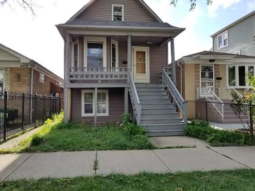 4640 N Harding, Chicago, IL 60625
