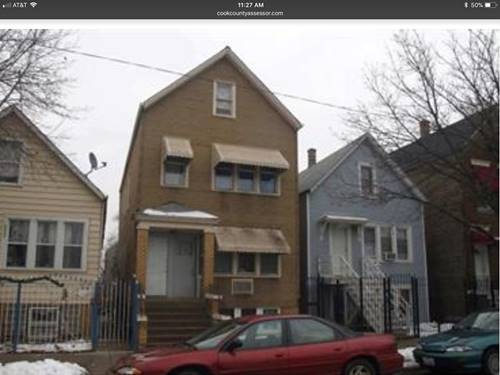 5039 S Wood, Chicago, IL 60609