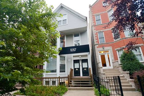 1057 W Cornelia Unit 1, Chicago, IL 60657 Lakeview