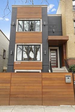 4222 N Whipple, Chicago, IL 60618