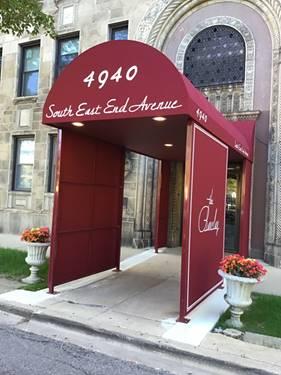 4940 S East End Unit 6F, Chicago, IL 60615