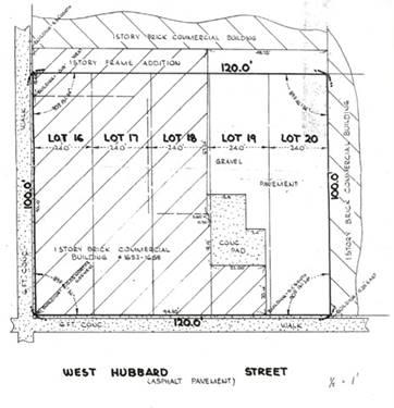 1652-58 W Hubbard, Chicago, IL 60612