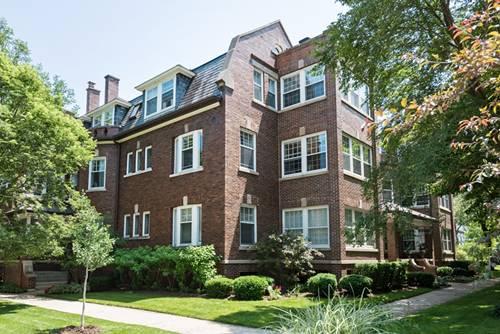 426 Hamilton Unit 2, Evanston, IL 60202