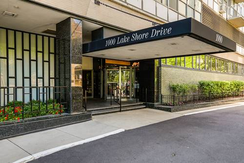 1000 N Lake Shore Unit 1501, Chicago, IL 60611 Gold Coast