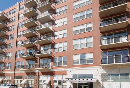 6 S Laflin Unit 413, Chicago, IL 60607