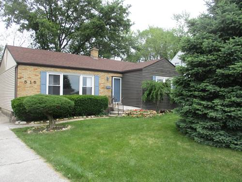 515 W Joe Orr, Chicago Heights, IL 60411