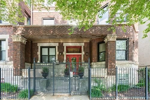 3524 S King Unit 3, Chicago, IL 60653