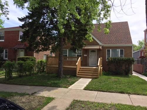 7305 S Fairfield, Chicago, IL 60629