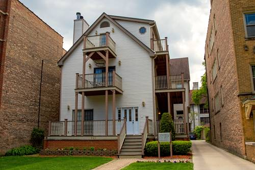 921 Ontario Unit B, Oak Park, IL 60302
