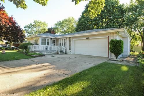 419 Mohawk, Joliet, IL 60432