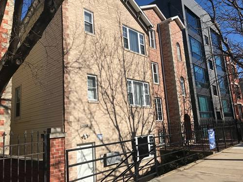 1452 W Cortez Unit 3F, Chicago, IL 60642 Noble Square