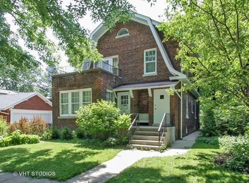1412 Noyes, Evanston, IL 60201