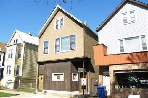 3419 N Paulina Unit 2, Chicago, IL 60657 Lakeview