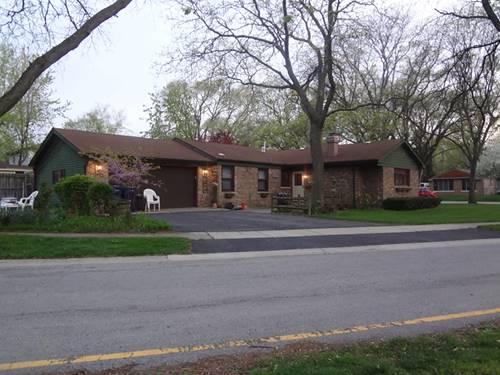 21412 Butterfield, Matteson, IL 60443