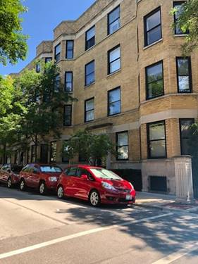 1705 N Crilly Unit B, Chicago, IL 60614 Lincoln Park