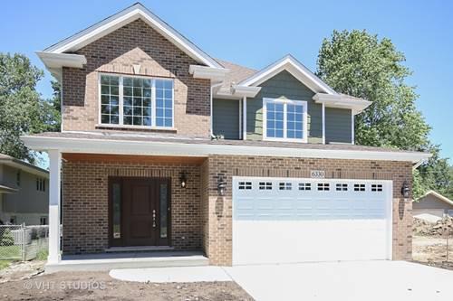 6330 W 93rd, Oak Lawn, IL 60453