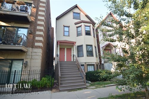 1140 W Roscoe Unit 1, Chicago, IL 60657 Lakeview