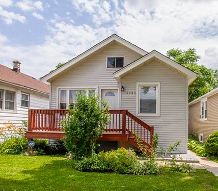 2533 N New England, Chicago, IL 60707