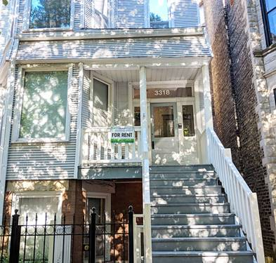 3318 N Kenmore Unit GROUND, Chicago, IL 60657 Lakeview