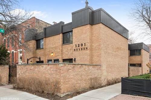 1201 W Belden Unit 3, Chicago, IL 60614 West Lincoln Park