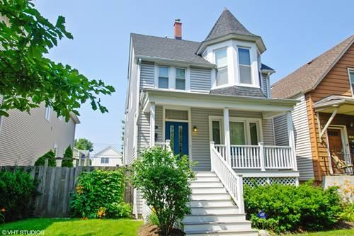 1834 W Warner, Chicago, IL 60613 North Center