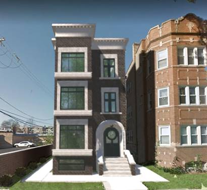 6414 N Francisco, Chicago, IL 60645