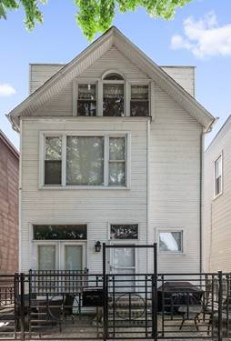 1235 W Wrightwood Unit 3F, Chicago, IL 60614 West Lincoln Park