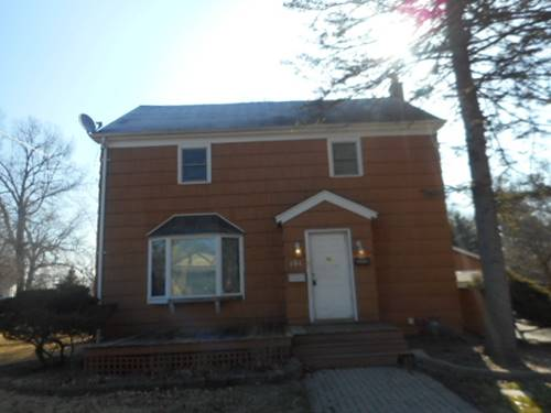 101 S Wabash, Glenwood, IL 60425