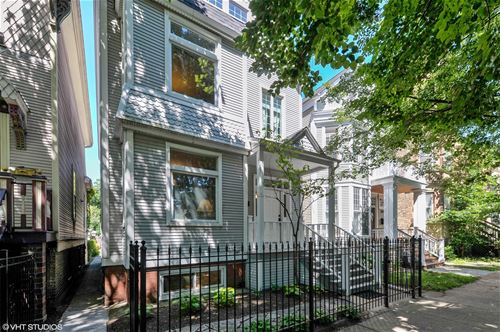 3710 N Paulina, Chicago, IL 60613 Lakeview