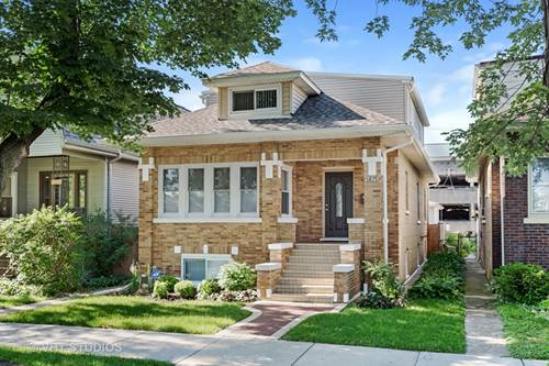 5625 W Patterson, Chicago, IL 60634