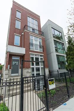 2413 W Haddon Unit 1, Chicago, IL 60622