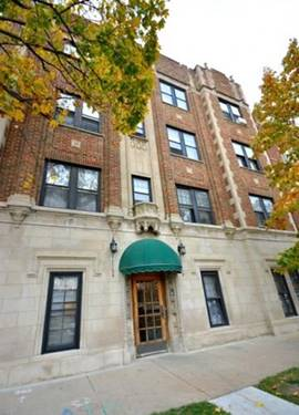 948 W Cuyler Unit 104, Chicago, IL 60613 Uptown