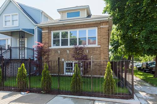 2124 N Central Park, Chicago, IL 60647