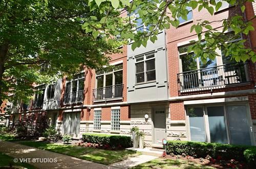 1802 W Byron, Chicago, IL 60613 North Center
