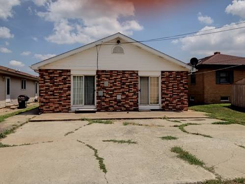 141 N Van Buren, Bradley, IL 60915