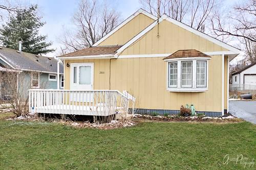 2801 N Orchard, Mccullom Lake, IL 60050