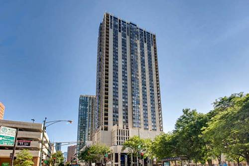 1122 N Clark Unit 2506, Chicago, IL 60610 Near North