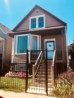 2036 N Pulaski, Chicago, IL 60639
