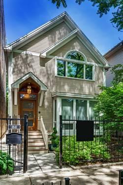 1841 N Wilmot, Chicago, IL 60647 Bucktown