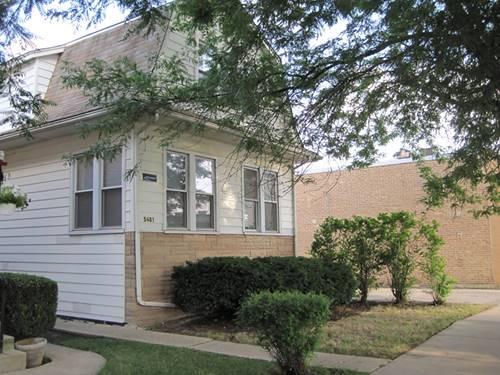 5481 N Austin, Chicago, IL 60630