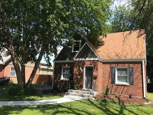 4730 W 98th, Oak Lawn, IL 60453