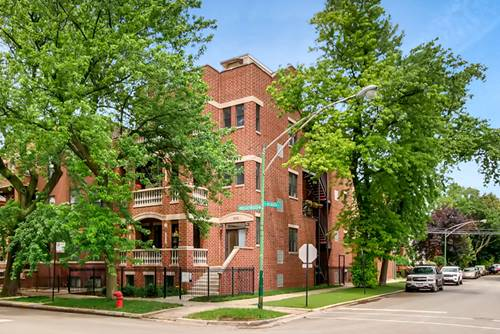 1532 W Wrightwood Unit 3, Chicago, IL 60614 West Lincoln Park