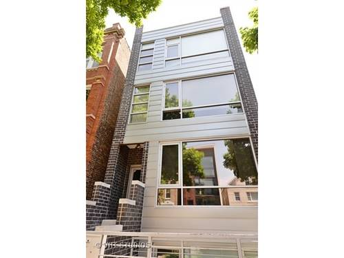 879 N Marshfield Unit 2, Chicago, IL 60622 Noble Square