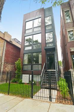 877 N Hermitage Unit 3, Chicago, IL 60622 Noble Square